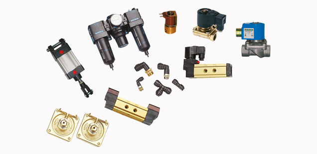 Pneumatic controls and filtration